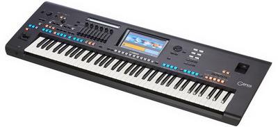 Yamaha Genos - Midi & Style Files CAMARO24 - YAMAHA & KORG MIDI SOFT