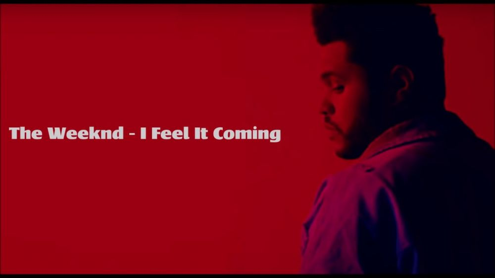i feel it coming the weeknd mp3